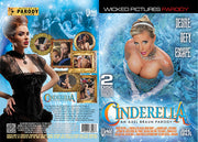 Cinderella XXX (2 Disc Set) - Wicked - Parody Sealed DVD