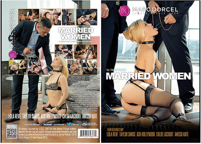 Married Women Marc Dorcel - European Sealed DVD