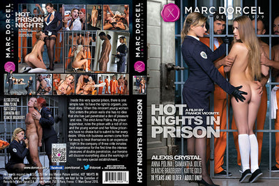 Hot Nights In Prison Marc Dorcel - European Sealed DVD