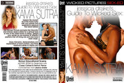 Jessica Drake's Guide To Wicked Sex: Kama Sutra Wicked - Instructional Sealed DVD