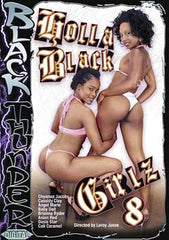 Holla Black Girlz #8 - Legend DVD