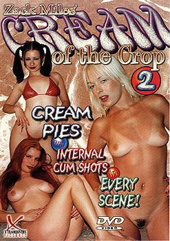 Cream of the Crop #2 - Legend Adult XXX DVD