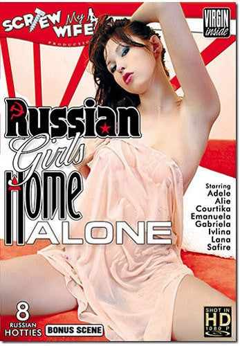 Russian Girls Home Alone - Wildlife DVD