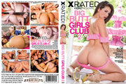 Big Butt Girls Club 2 X Rated - Sealed DVD