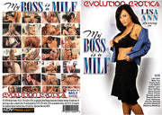*My Boss is a Milf - Evolution Erotica Sealed DVD