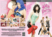 Katy Pervy: The XXX Parody Good Night Media - Sealed DVD