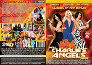 Not Charlie's Angels XXX (2 Disc Set) X Play - Parody Sealed DVD