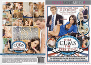 Here Cums The President Good Night Media - Sealed DVD
