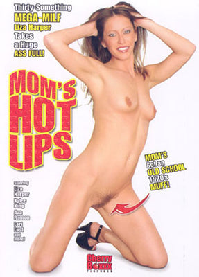 Moms Hot Lips - Cherry Box Sealed DVD