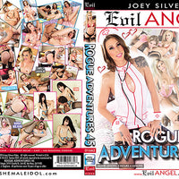 Rogue Adventures 45 Evil Angel Sealed DVD
