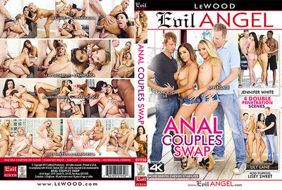 Anal Couples Swap Evil Angel - Sealed DVD