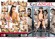 The Anal Awakening Evil Angel - Gonzo  - Sealed DVD