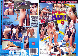 Buttman At Nudes A Poppin' 9 Evil Angel - Amateur Sealed DVD