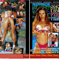 Filthy First Timers 1 Elegant Angel Sealed DVD