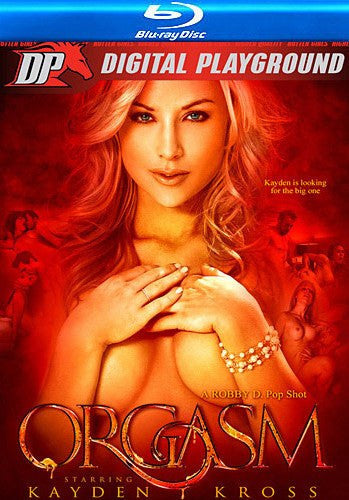 Orgasm Blu Ray Digital Playground DVD