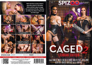 Caged 2: Lesbian Edition Spizoo - 2018 Sealed DVD