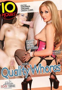High Quality Whores - 10 Hour DVD