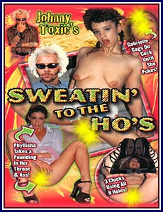 Sweatin to the Hos #1 - Midnight Sealed DVD
