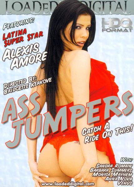Ass Jumpers #1 - Loaded Digital Sealed DVD