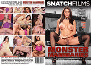 Monster Mammaries Snatch Sealed DVD