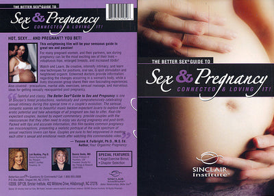 The Better Sex Guide To Sex & Pregnancy (Item No. 5295) Sinclaire Institute - Instructional Sealed DVD