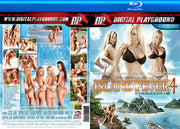 Island Fever 4 (Blu-Ray) - DP - Blockbusters Sealed DVD