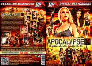 Apocalypse X, DP - 2014 Sealed DVD