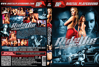 Ride Or Die Digital Playground - Sealed DVD