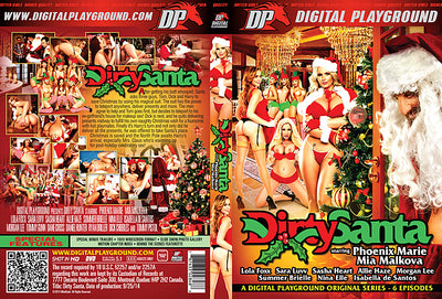 Dirty Santa Digital Playground - Sealed DVD