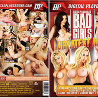 Bad Girls Greatest Hits, Digital Playground - Comp Sealed DVD