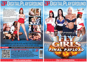 Fly Girls: Final Payload Digital Playground - 2017 Sealed DVD