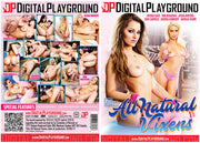 All Natural Vixens, Digital Playground - Comp Sealed DVD