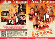 Hand Solo: A DP XXX Parody DP - 2018 Sealed DVD