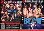 Blow: (parody)  Digital Playground (abella danger)Sealed DVD