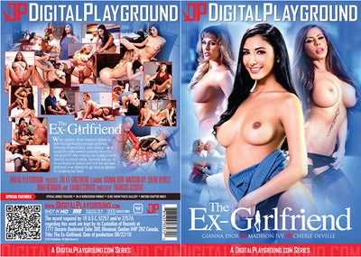 The Ex-Girlfriend Digital Playground - 2018 Sealed DVD