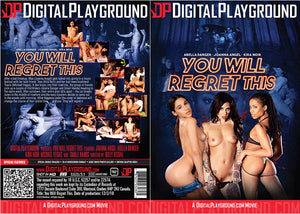 You Will Regret This Digital Playground Sealed DVD