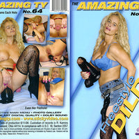 The Amazing Ty 64 Sticky - Specialty Sealed DVD