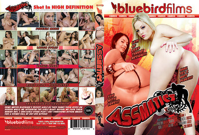 Assmatics 1 Bluebird Films Sealed DVD