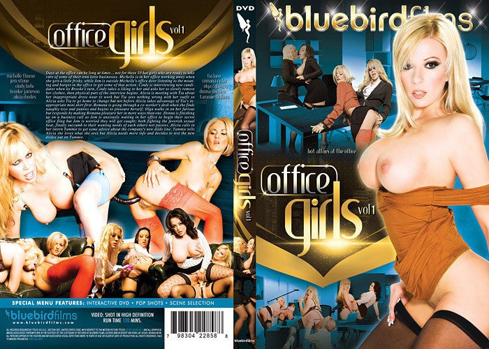 Office Girls #1 - Bluebird Films Sealed DVD