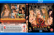 D2: Deviance (Blu-Ray) - Adam & Eve Sealed DVD