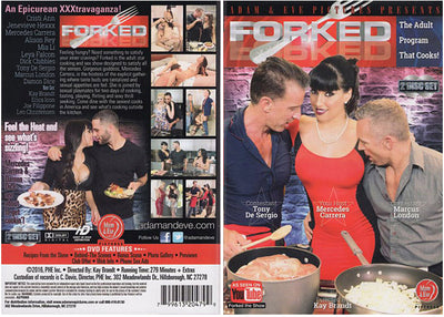 Adam & Eve - Catalog Forked (2 Disc Set) Sealed DVD