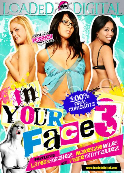 In Your Face #3 - Loaded Digital Sealed DVD