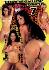 Transsexual Trio #7 - Legend DVD