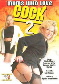 Moms Who Love Cock #2 DVD