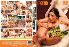 Old Hags - 4 Hour Legend Adult XXX 2016 DVD In Sleeve