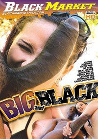 Big and Black #1 - Black Market Sealed DVD
