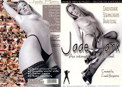 Jade Marx An Intimate Life Exposed - Purrrfect Video - Sealed DVD