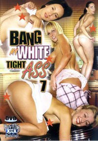 Bang My Tight White Ass #7 All Interracial Anal DVD