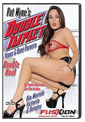 Double Impact #1 - Fusxion DVD