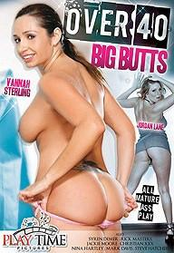 Over 40 Big Butts - 4 Hour Milf Digital Download